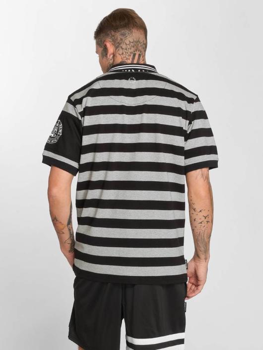 UNFAIR ATHLETICS Poloskjorter Yarndye svart