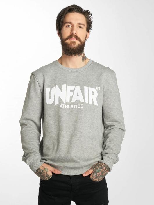 UNFAIR ATHLETICS Pullover Classic grau