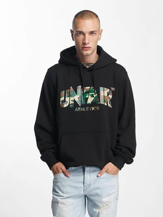UNFAIR ATHLETICS Sudadera Classic Label negro