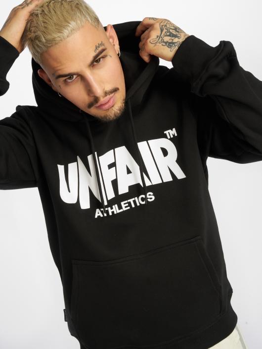 UNFAIR ATHLETICS Sweat capuche Classic Label noir