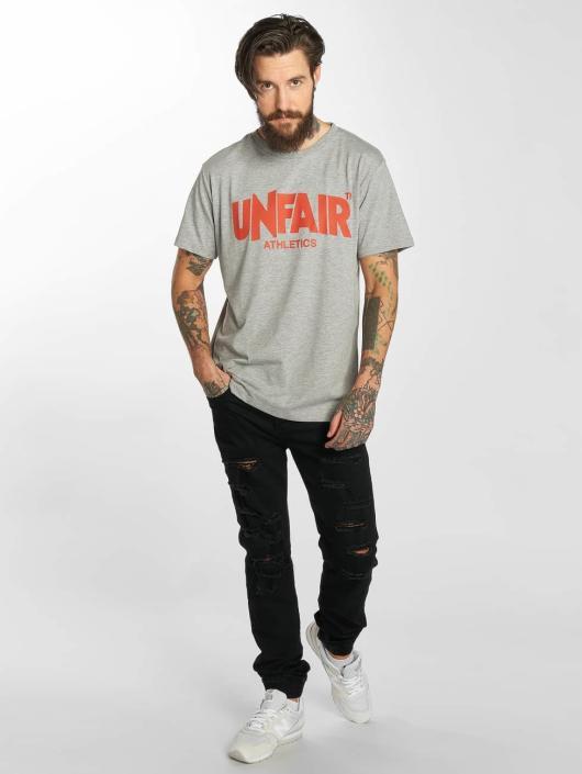 UNFAIR ATHLETICS t-shirt Classic grijs