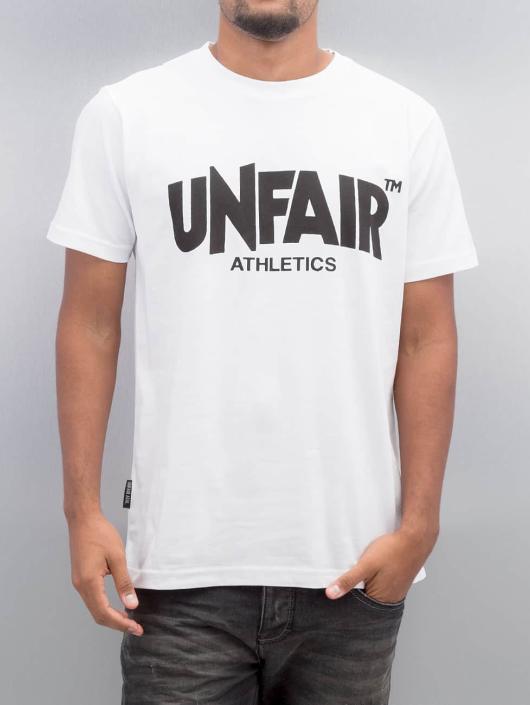 UNFAIR ATHLETICS T-Shirt Classic Label white