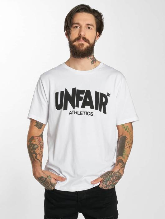 UNFAIR ATHLETICS T-shirts Classic hvid