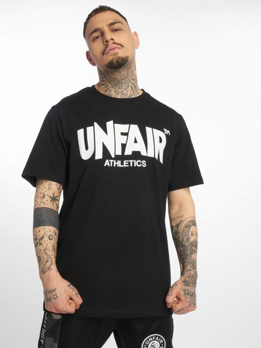 UNFAIR ATHLETICS T-Shirty Classic czarny