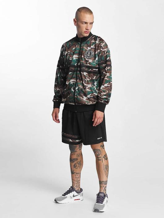 UNFAIR ATHLETICS Välikausitakit DMWU Tracktop camouflage