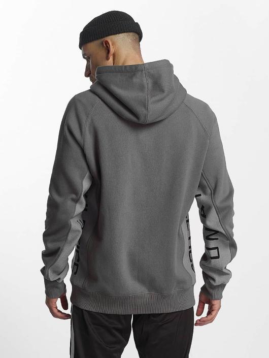 UNFAIR ATHLETICS Zip Hoodie Stretch Zip серый