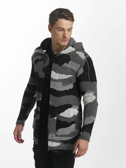 Uniplay Cárdigans Vest camuflaje
