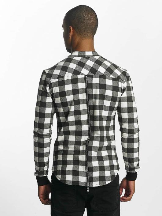 Uniplay Camisa Checkered negro