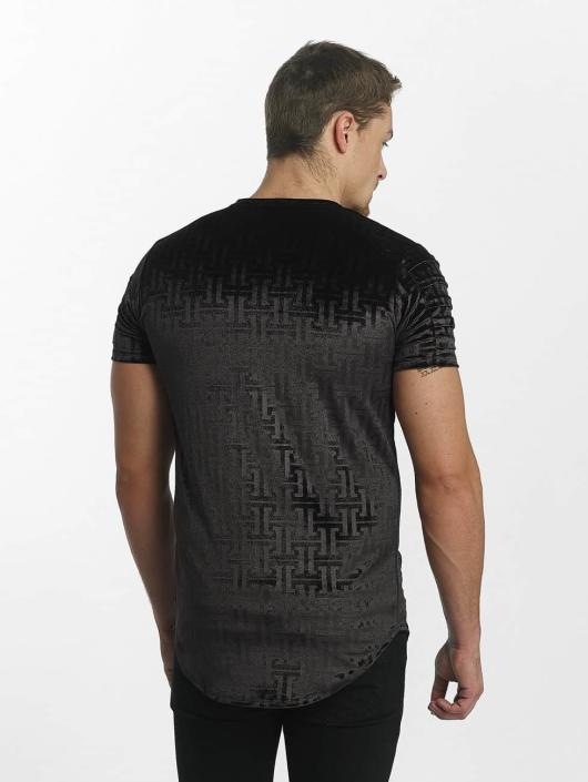 Uniplay Camiseta Velvet negro