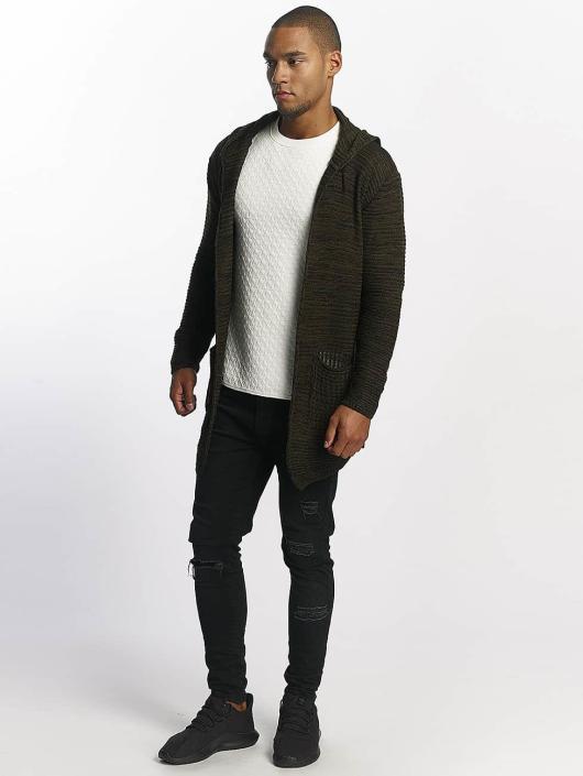 Uniplay Cardigans Jonas khaki