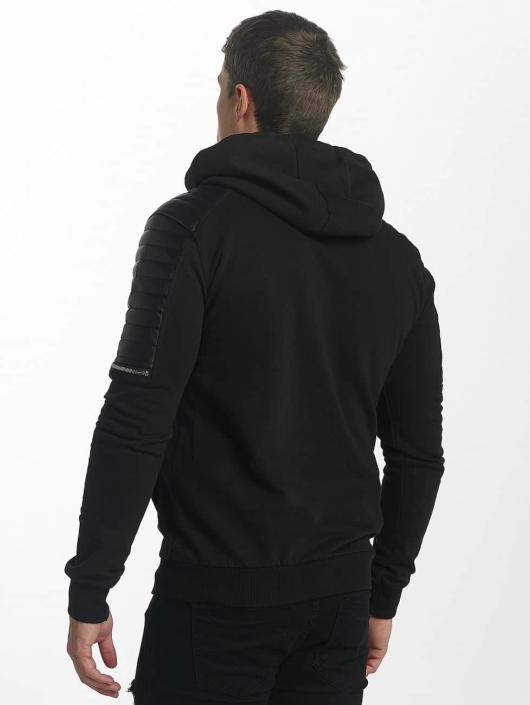 Uniplay Hoodie Biker black