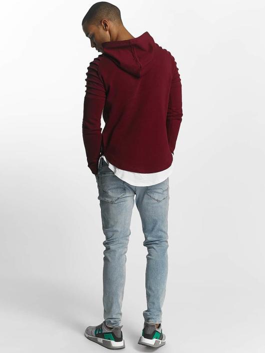 Uniplay Hoodie Ripped red