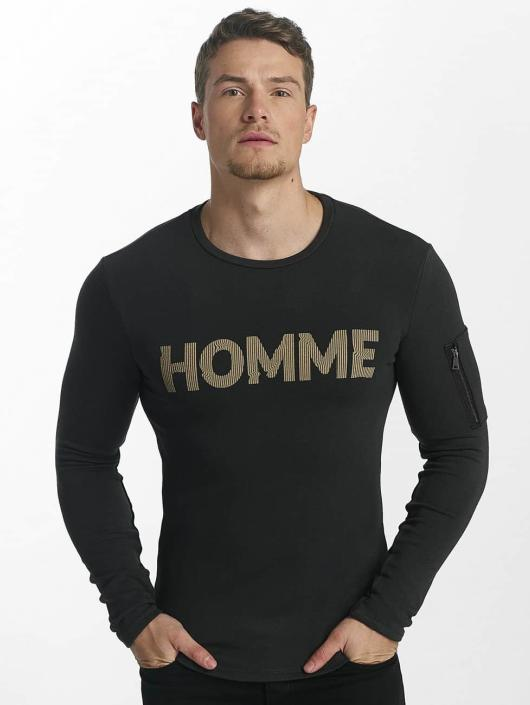 Uniplay Jersey Homme negro