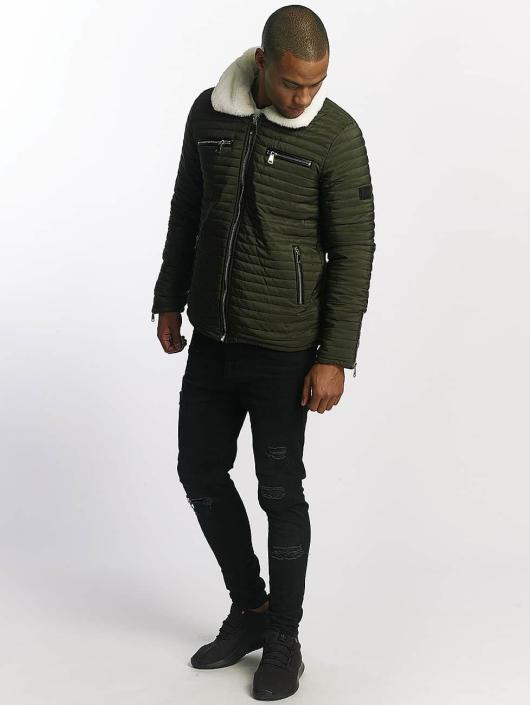 Uniplay Manteau hiver Felix kaki
