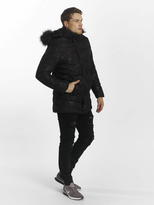 Uniplay Puffer Jacket Down black