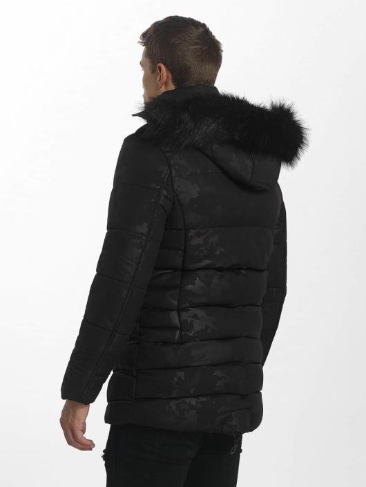 Uniplay Puffer Jacket Down schwarz