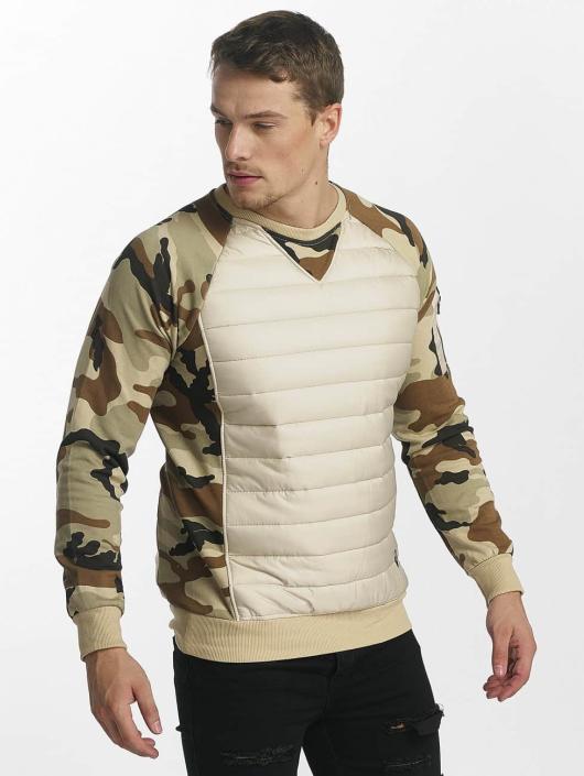 Uniplay Pullover Camo beige