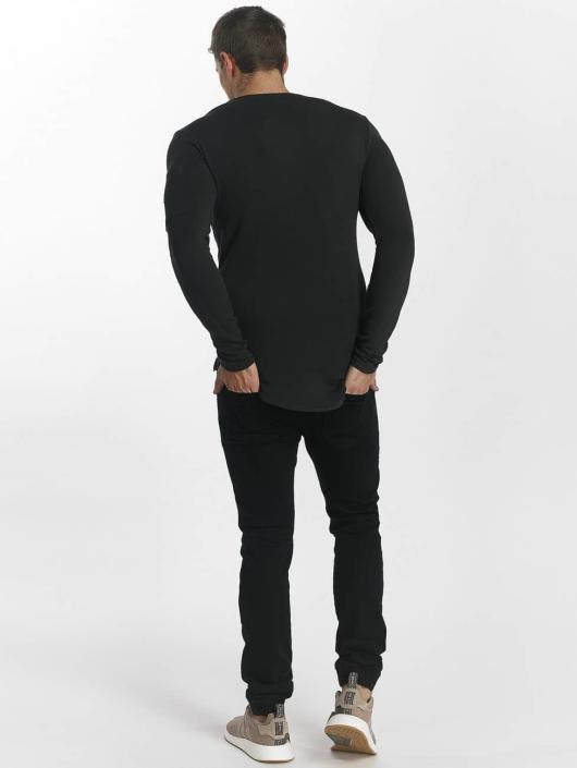 Uniplay Pulóvre Homme èierna