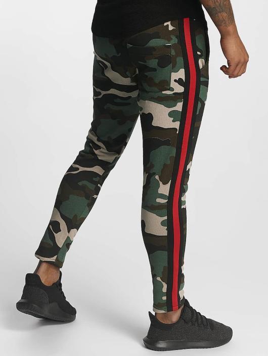 Uniplay Spodnie do joggingu Oliver zielony