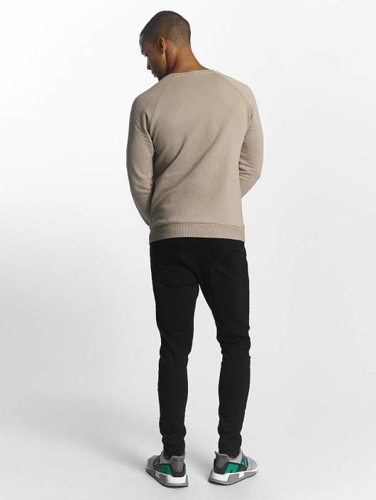 Uniplay Svetry Uniplay Sweatshirt béžový