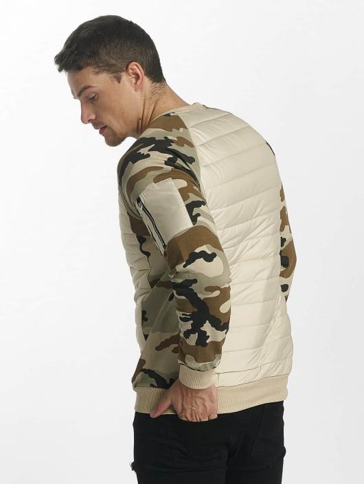 Uniplay Sweat & Pull Camo beige
