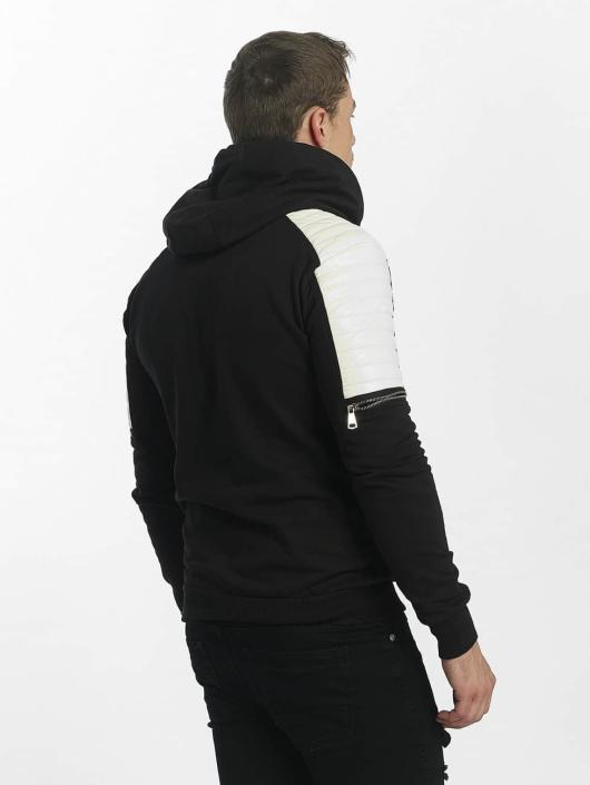 Uniplay Sweat capuche Biker noir