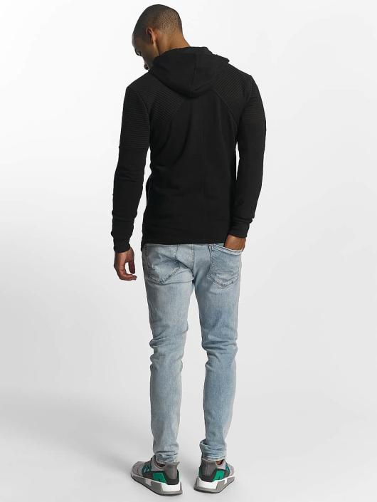 Uniplay Sweatvest Zipper zwart
