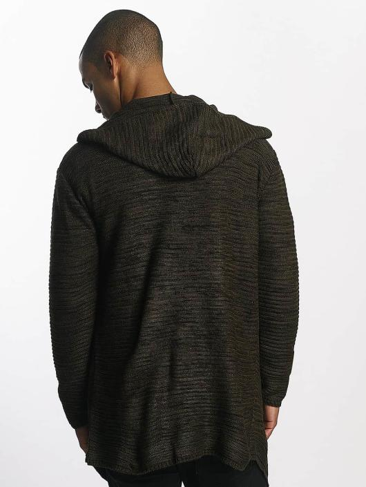 Uniplay Swetry rozpinane Jonas khaki
