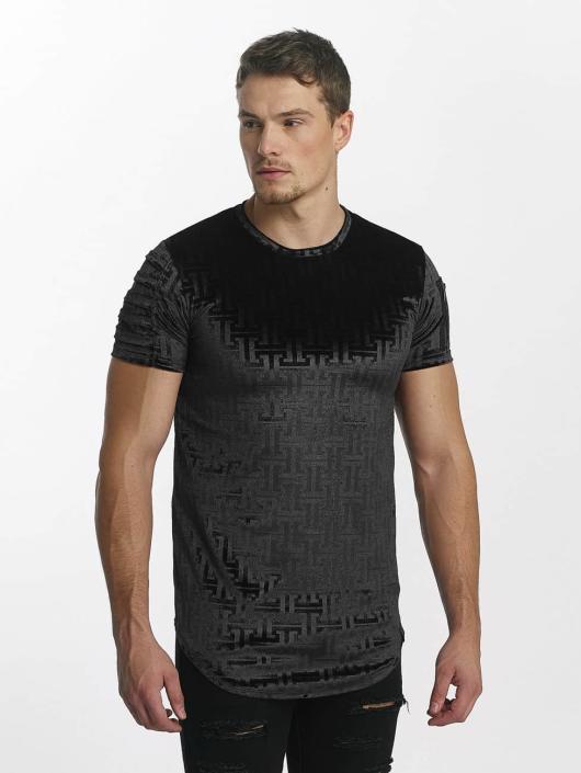 Uniplay T-Shirt Velvet black