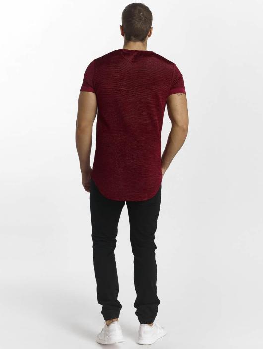 Uniplay t-shirt Amsterdam rood