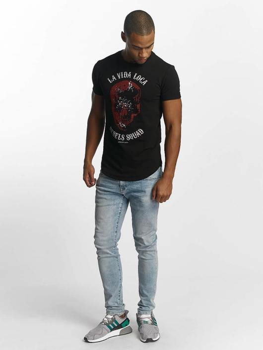 Uniplay t-shirt Rebels Squad zwart