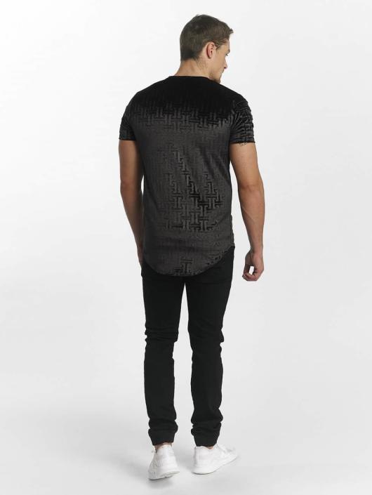Uniplay t-shirt Velvet zwart