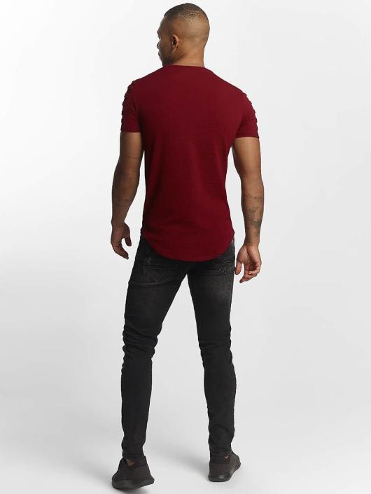 Uniplay T-Shirty Embossed czerwony