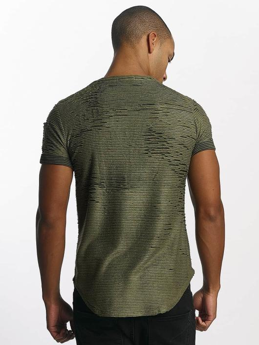 Uniplay T-Shirty Diced khaki