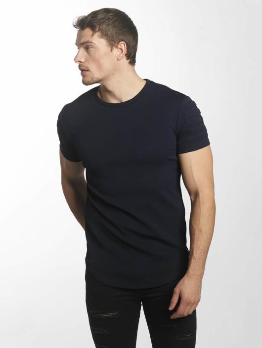 Uniplay T-Shirty Embossed niebieski