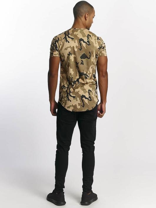 Uniplay T-skjorter Elias beige