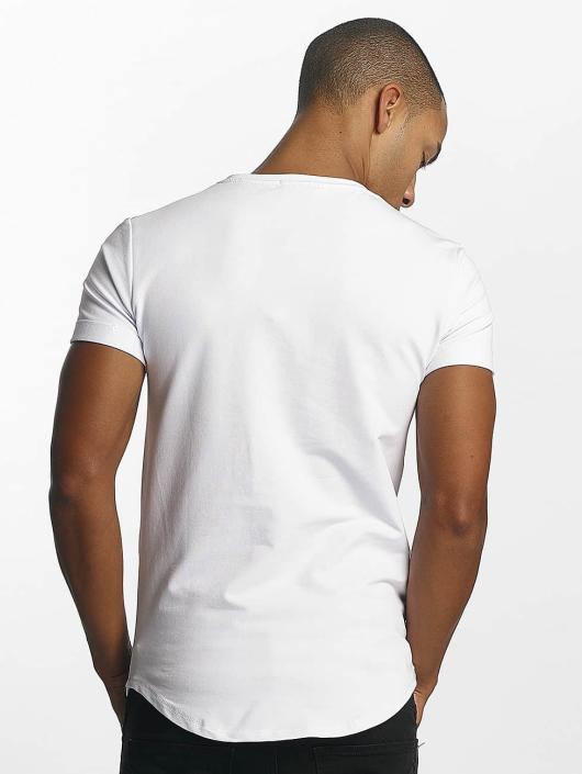 Uniplay T-skjorter Niclas hvit