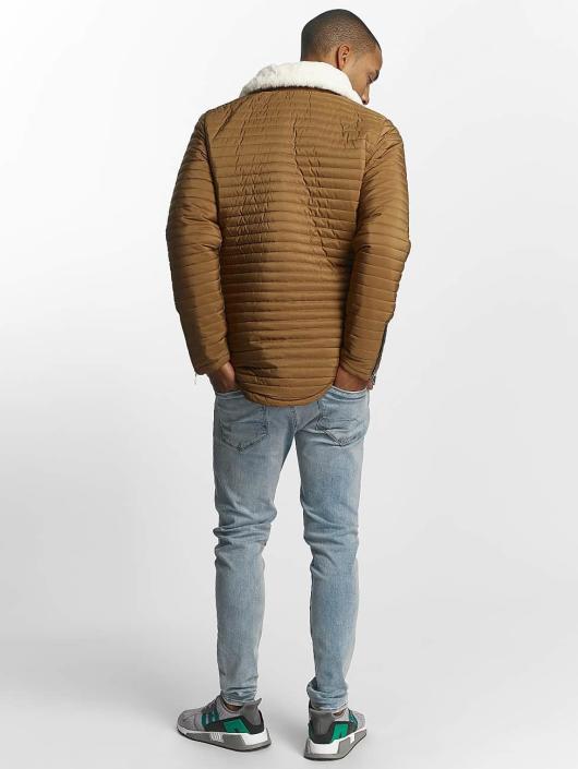 Uniplay Vinterjakke Felix brun
