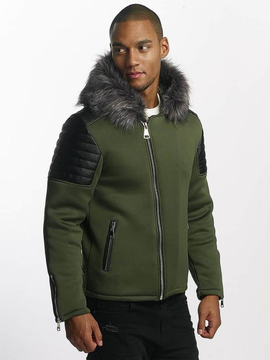 Uniplay Winter Jacket Paul khaki
