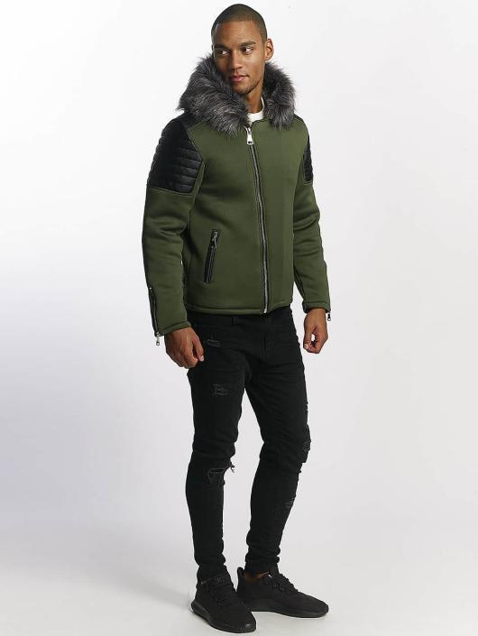 Uniplay Winterjacke Paul khaki