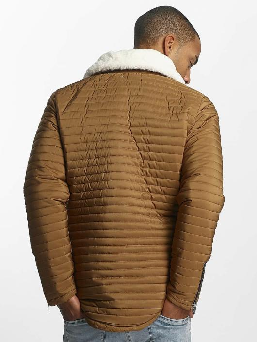 Uniplay winterjas Felix bruin