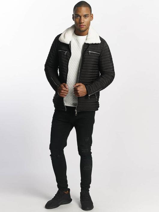 Uniplay Zimné bundy Felix èierna