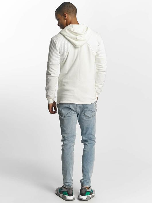 Uniplay Zip Hoodie Zipper weiß