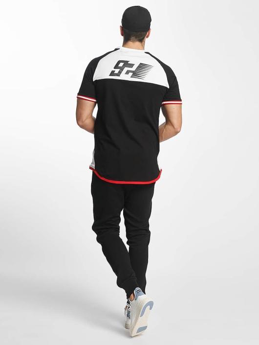 Unkut t-shirt Sprint zwart