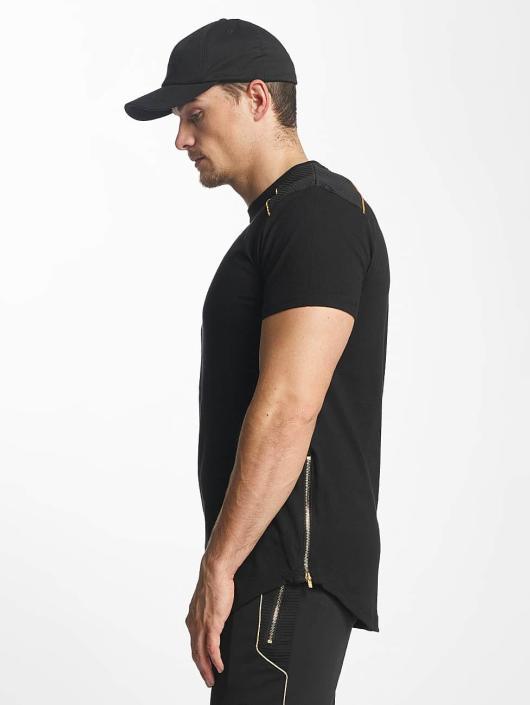Unkut t-shirt Dallas zwart