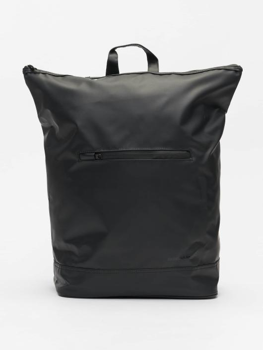 Urban Classics Backpack Messenger Coated black