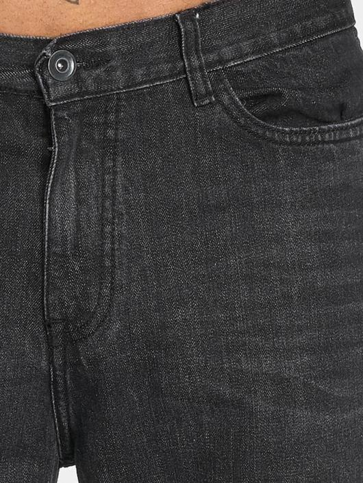 Urban Classics Baggy Denim schwarz