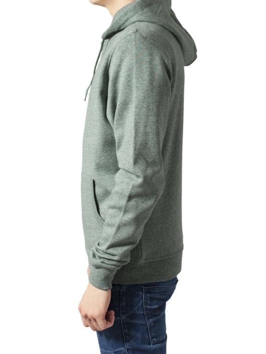 Urban Classics Bluzy z kapturem  zielony