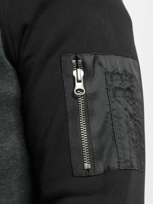 Urban Classics Bomber jacket 2 Tone Bomber gray