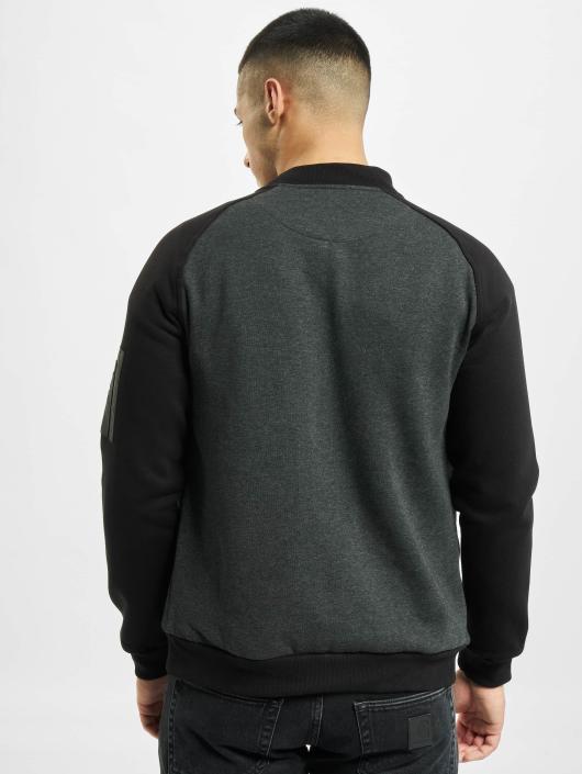 Urban Classics Bomber jacket 2 Tone Bomber grey